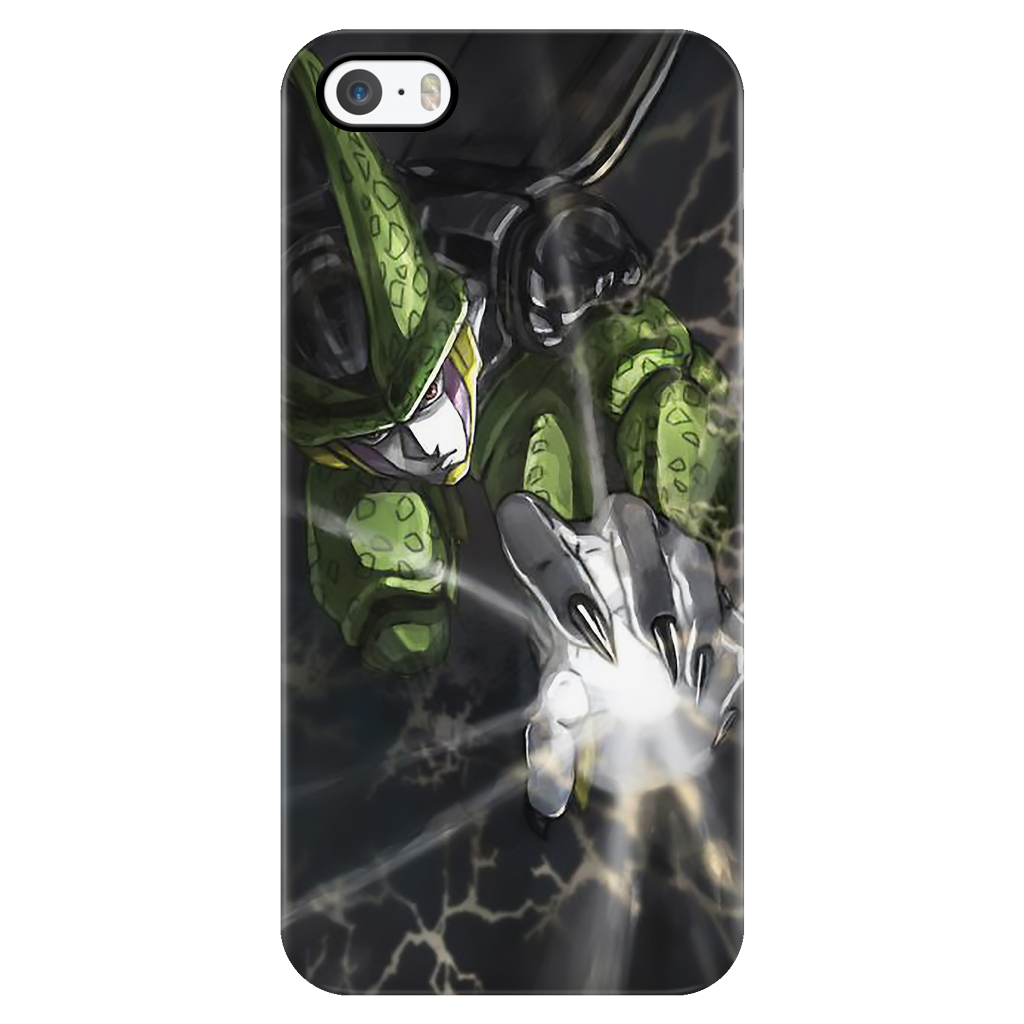 Super Saiyan Perfect Cell iPhone 5, 5s, 6, 6s, 6 plus, 6s plus phone case - TL00257PC