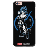 Super Saiyan Goku God Blue iPhone 5, 5s, 6, 6s, 6 plus, 6s plus phone case - TL00015PC-BLACK