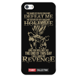 Super Saiyan Majin Vegeta Revenge Iphone Case - TL00558PC
