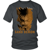 Naruto - Gaara sand monster -Men Short Sleeve T Shirt - TL01462SS