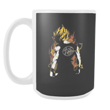 Super Saiyan Goku 15oz Coffee Mug - TL00032M5
