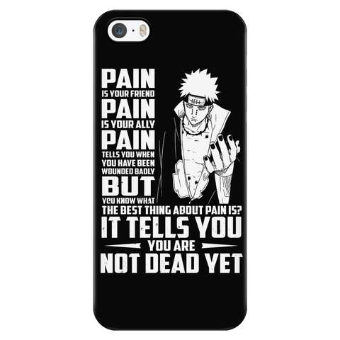Naruto - Pain tells you you are not dead yet - Iphone Phone Case - TL01056PC