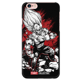 Super Saiyan Majin Vegeta iPhone 5, 5s, 6, 6s, 6 plus, 6s plus phone case - TL00054PC-BLACK