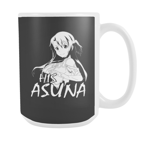 Couple Collection - His Asuna - 15oz Coffee Mug - TL01130M5