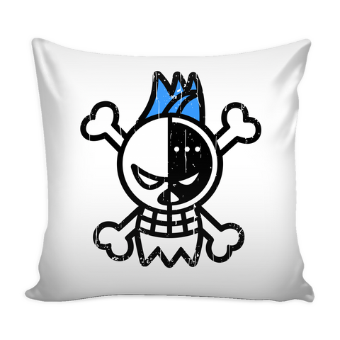 One Piece - Franky symbol - Pillow Cover - TL00908PC