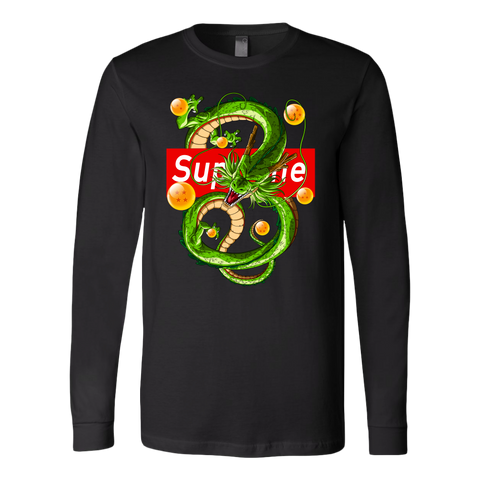 Super Saiyan - Dragon Supreme -Unisex Long Sleeve - TL01353LS