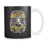 Super Saiyan Majin Vegeta Beast 11oz Coffee Mug - TL00121M1