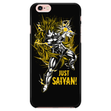 Super Saiyan Vegeta 3 iPhone 5, 5s, 6, 6s, 6 plus, 6s plus phone case - TL00124PC-BLACK