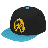 Super Saiyan Vegeta Gold Symbol Snapback - PF00291SB - The Tshirt Collection - 2