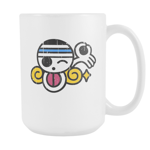 One Piece - Nami symbol - 15oz Coffee Mug - TL00905M5