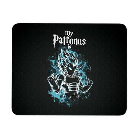 Super Saiyan - My Patronus is Vegeta God - Mouse Pad - TL00899MP