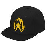 Super Saiyan Vegeta Gold Symbol Snapback - PF00291SB - The Tshirt Collection - 3