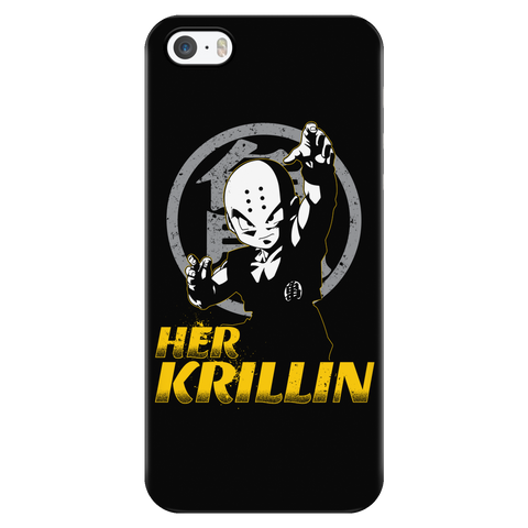 Super Saiyan Krillin Father And Daughter Iphone Phone Case - TL00522PC