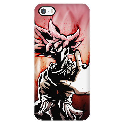Super Saiyan - Goku Rose - Iphone Phone Case - TL00952PC