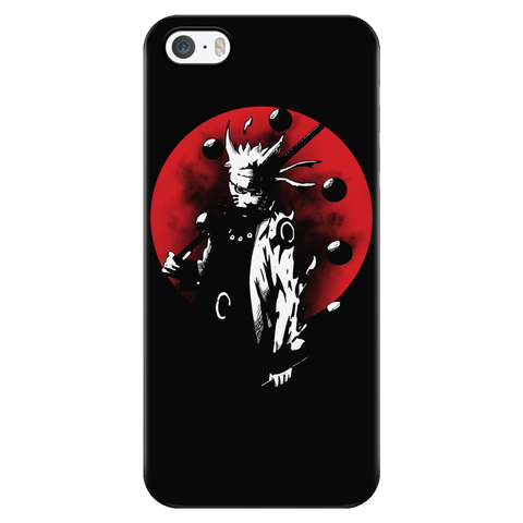 Naruto - Naruto Uzumaki nine tail fox form - Iphone Phone Case - TL01113PC