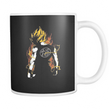 Super Saiyan Goku 11oz Coffee Mug - TL00032M1