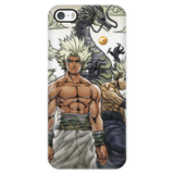 Super Saiyan Goku Vegeta iPhone 5, 5s, 6, 6s, 6 plus, 6s plus phone case - TL00254PC