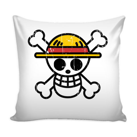 One Piece - Luffy symbol - Pillow Cover - TL00904PC