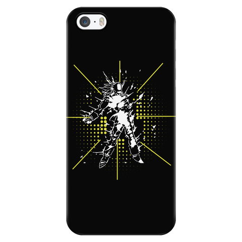Super Saiyan - Explosion - Iphone Phone Case - TL01197PC