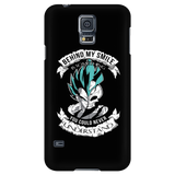 Super Saiyan - Behind me smile is something you could never understand - Android Phone case - TL01220AD