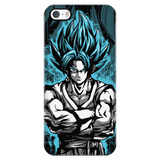 Super Saiyan - SSJ Vegito God Blue - Iphone Phone Case - TL00897PC