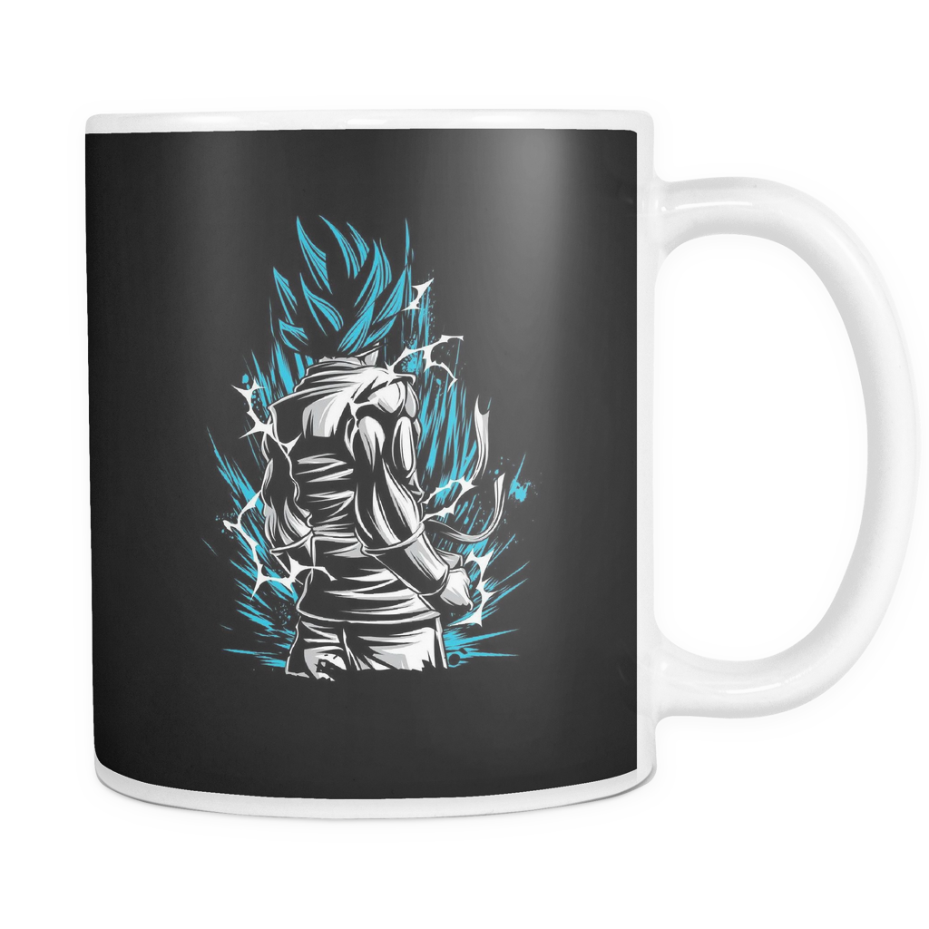 Super Saiyan God Blue Goku 11oz Coffee Mug - TL00020M1