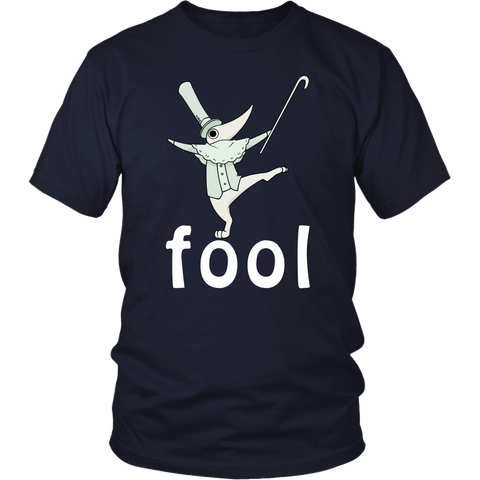 Soul Eater - Fool -Men Short Sleeve T Shirt - TL01799SS