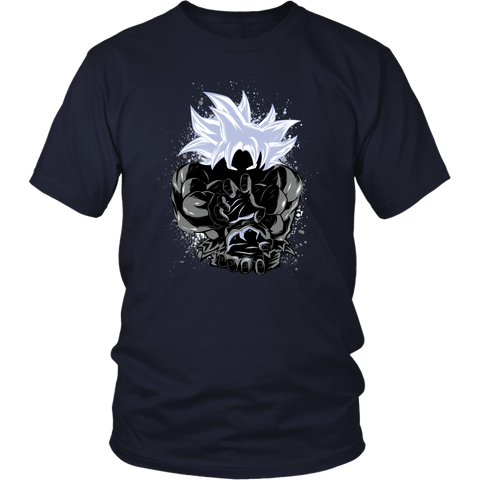 Super Saiyan Master Ultra Instinct Art Shirt - TL01629SS