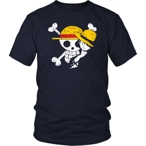 One Piece- Monkey D Luffy 6 -Unisex Long Sleeve - TL01991SS