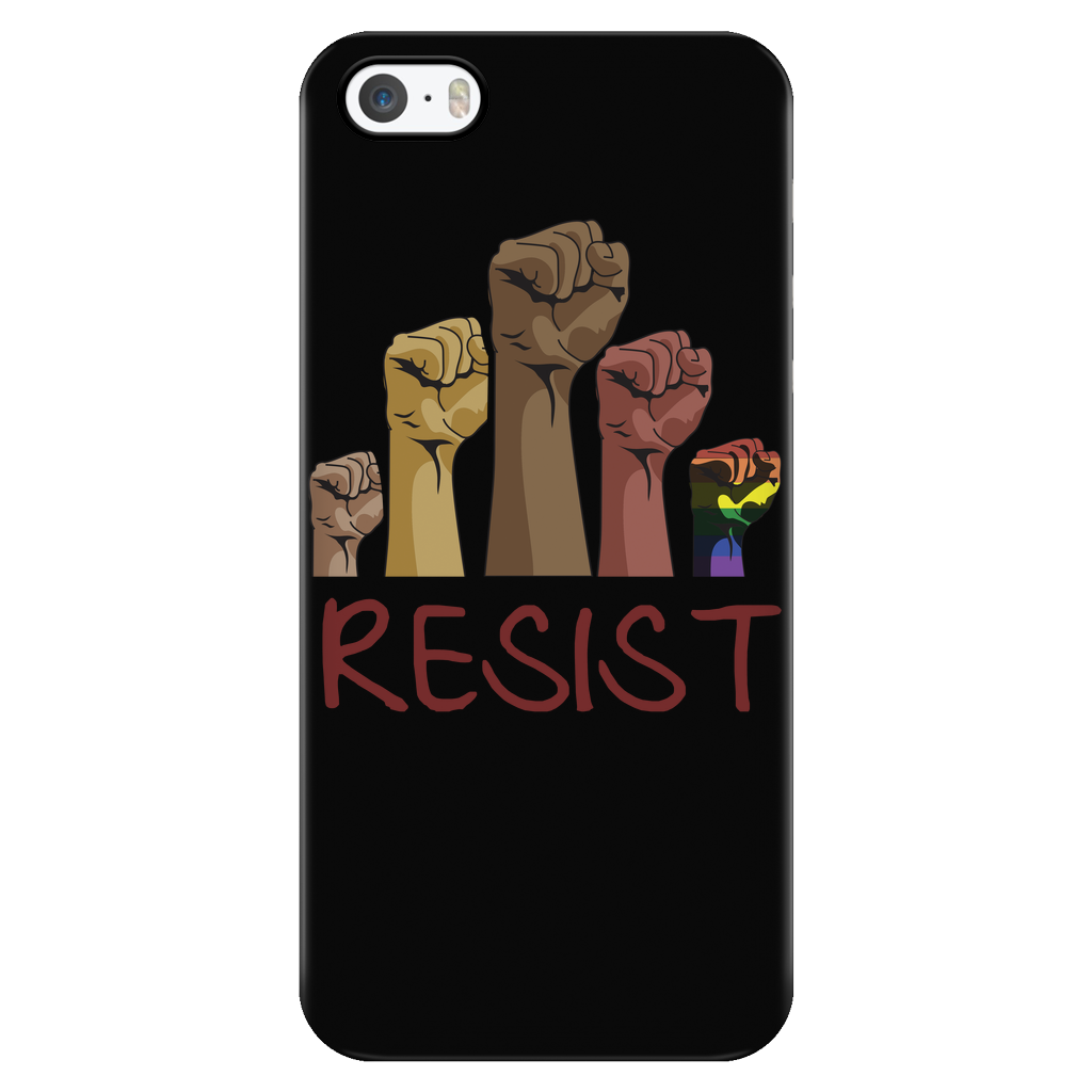 LGBT - Resist - Iphone Phone Case - TL01170PC