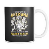 Super Saiyan Arizona Group 11oz Coffee Mug - TL00065M1