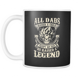 Super Saiyan Goku Dad 11oz Coffee Mug - TL00034M1