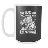 Super Saiyan Broly Monster 15oz Coffee Mug - TL00019M5