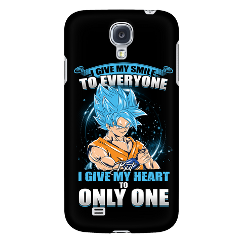 Super Saiyan - Goku SSj Blue Smiles - Android Phone Case - TL01172AD