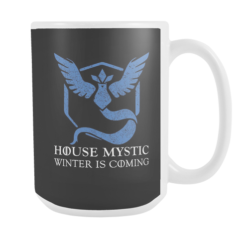 POKEMON HOUSE MYSTIC 15oz Coffee Mug - TL00620M5