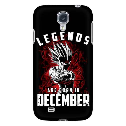 Super Saiyan - Lengends all born in december - Android Phone Case - TL01029AD