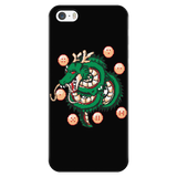 Super Saiyan Shenron with balls iPhone 5, 5s, 6, 6s, 6 plus, 6s plus phone case - TL00118PC-BLACK