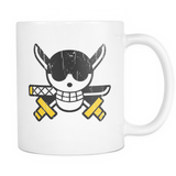 One Piece - Zoro symbol - 11oz Coffee Mug - TL00903M1