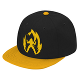 Super Saiyan Vegeta Gold Symbol Snapback - PF00291SB - The Tshirt Collection - 8