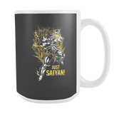 Super Saiyan Vegeta 3 15oz Coffee Mug - TL00124M5