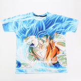Super Saiyan - Goku God - All Over Print T Shirt - TL0147AO