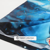 Super Saiyan - Gogeta - All Over Print T Shirt - TL01450AO