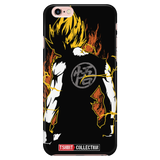 Super Saiyan Goku Watch Back iPhone 5, 5s, 6, 6s, 6 plus, 6s plus phone case - TL00032PC-BLACK