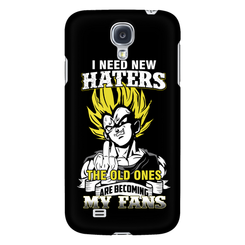 Super Saiyan - I need new haters the old ones are becoming my fan - Android Phone Case - TL01194AD