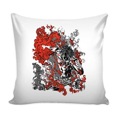 One Piece - Ace Fire Fist - Pillow Cover - TL00909PC