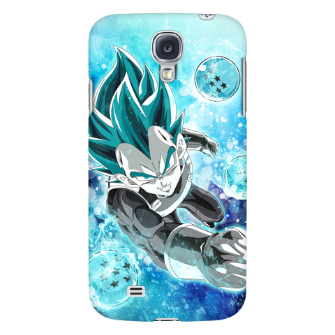 Super Saiyan - Vegeta SSj Blue with dragon balls - Android Phone Case - TL01180AD