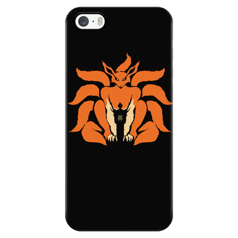 Naruto - Kyuubi - Iphone Phone Case - TL01123PC