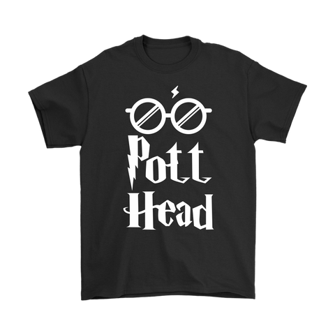 Harry Potter - Pott head - men short sleeve t shirt - TL01700SS