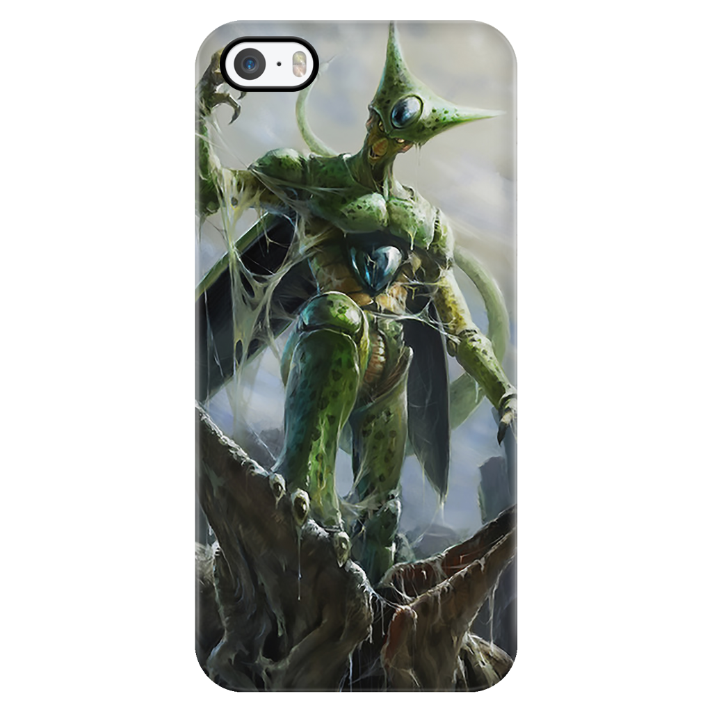 Super Saiyan Cell iPhone 5, 5s, 6, 6s, 6 plus, 6s plus phone case - TL00255PC