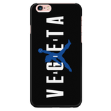 Super Saiyan Vegeta Air iPhone 5, 5s, 6, 6s, 6 plus, 6s plus phone case - TL00217PC-BLACK